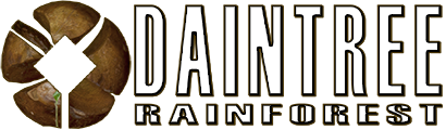 Daintree Rainforest Retina Logo